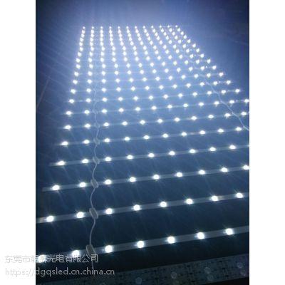 高压无频闪(110V/220V)3030漫反射灯条