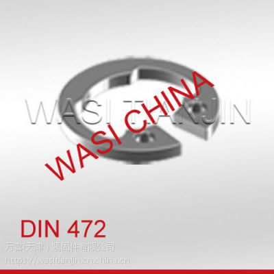 进口德标DIN 472 孔用挡圈 天津万喜