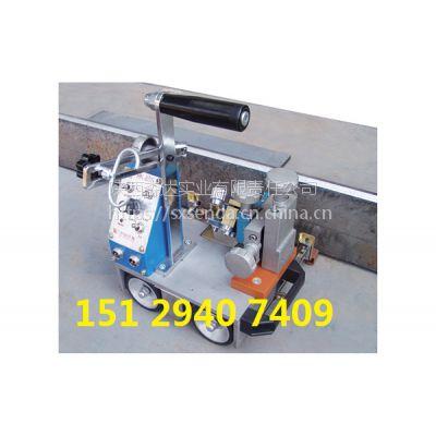 西安上海华威 HK-8SS 手提式自动磁力角焊小车 轻便型自动焊接小车销售
