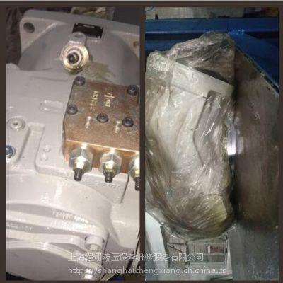 搅拌车液压泵马达维修 上海专业维修力士乐柱塞泵马达