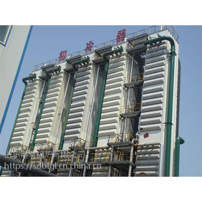 供应博泰牌横管式煤气初冷器换管清洗维修