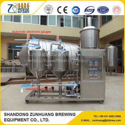 尊皇ZH-50L 啤酒家酿设备啤酒设备发酵设备酿酒设备