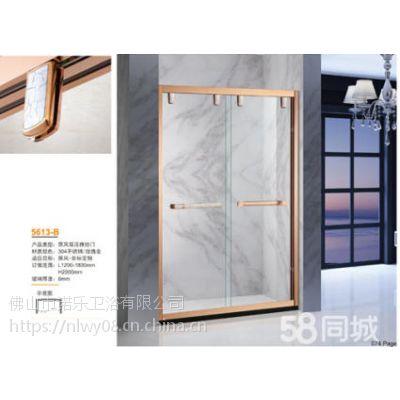 供应酒店浴室玻璃屏风、宾馆浴室玻璃屏风、方形淋浴房