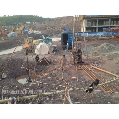 吴江金淼龙专业钻厂用深水井,工程降水井,保质保量,价格合理,服务周到。
