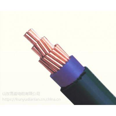 山东昆嵛电缆供应昆嵛牌电缆威海电缆威海电线VV电力电缆