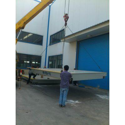 柳州回收二手地磅,全网高价回收(TELI/特力)