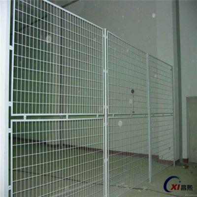 供应护栏网规格型号 铁丝围栏网 厂区围墙栅栏 车间隔离网厂家