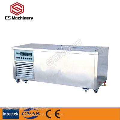 诚胜仪器 SATRA TM161,ISO 20344标准 CS-6078W 低温耐寒试验机