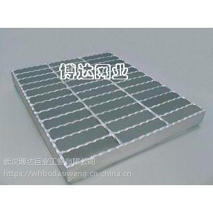热镀锌钢格栅板G325/40/100W多少钱一平 道路排水沟盖板钢格栅
