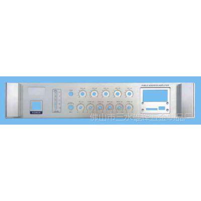 公共广播系统面板