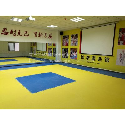 重庆恒昊-跆拳道馆建设