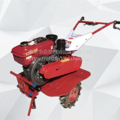 大马力果园旋耕机 手推式树木翻土机 农业机械
