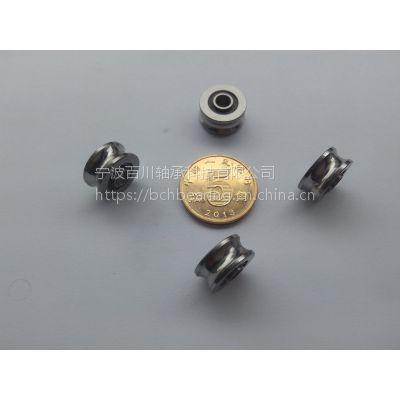 LFR50/5-4KDD 圆弧槽导轨滚轮 百川轴承专供