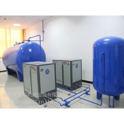 武汉市正博储气罐厂家