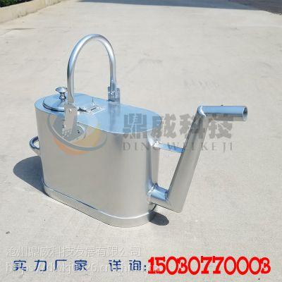 【鼎威科技】铝制加油桶 防爆加油壶 厂家直销