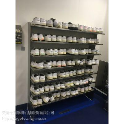 北京不锈钢二十门鞋柜生产定制 专业制造工厂用不锈钢鞋柜厂家
