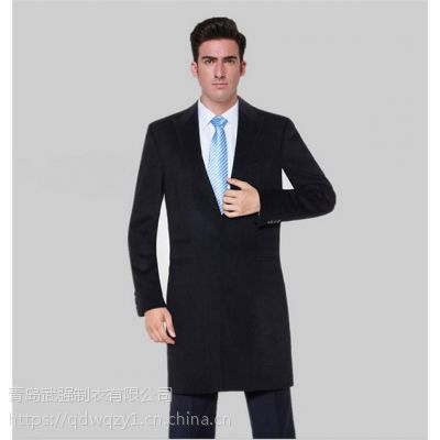 青岛市南职业装定制定做|青岛市北工装工服订制订做|黑色西服套装