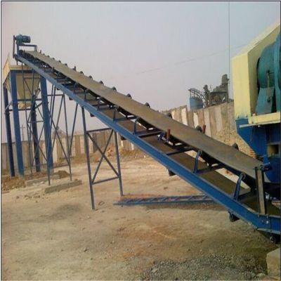 水果柴油皮带输送机 兴亚铝型材皮带输送机设备