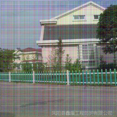 河南焦作修武塑钢变压器护栏 贵州草坪护栏厂家 绿色草坪护栏