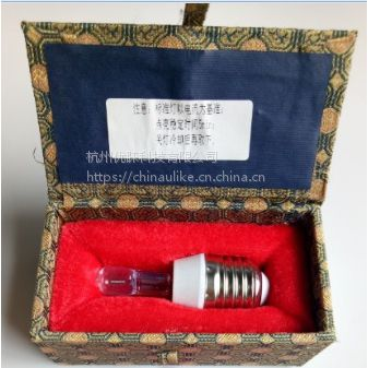 杭州优睐科技(Ulike)2856K光通量色温标准灯、积分球光谱仪校准光源