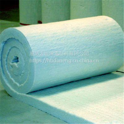 耐高温1000度硅酸铝保温棉陶瓷纤维毯批量生产
