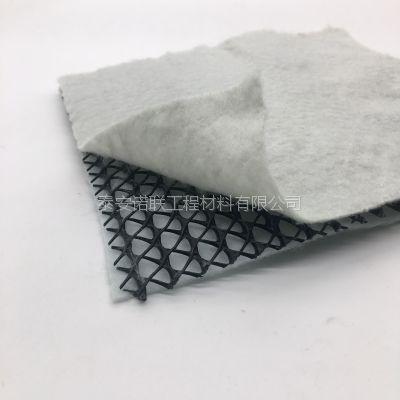 三维复合排水网施工工艺是什么?陕西有泰安诺联的销售点吗!