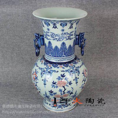 礼品陶瓷小花瓶批发价格,企业馈赠客户礼品定制