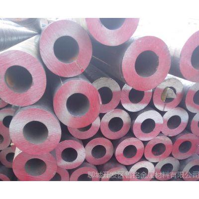 厂家直销大口径无缝钢管 山东聊城钢管市场 大小口径精密管