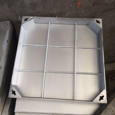 金裕 新型不锈钢隐形 下沉式井盖 道路标准式井盖 厂家直供
