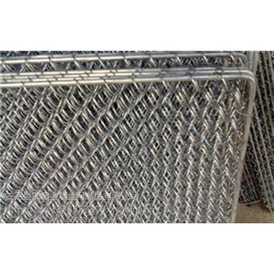 不锈钢勾花网 镀锌勾花网 安平冀增行业标杆