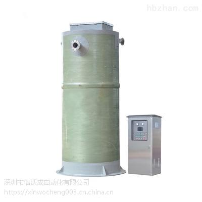 私人定制 一体化污水强排泵站 广东 东莞