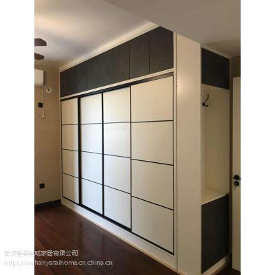 武汉衣柜定制:布置衣柜空间时需要考虑的事项
