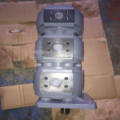 济南液压泵CBZ2063/2050系列掘进机双联齿轮油泵CBZ液压泵