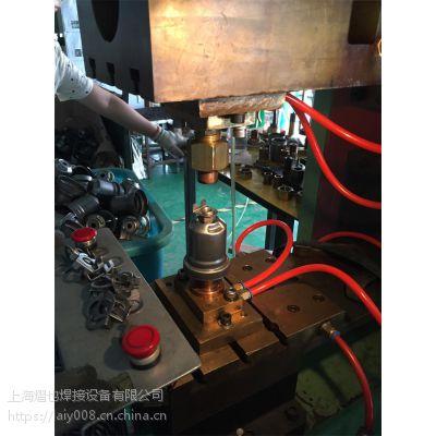 厂家直销上海熠也中频直流逆变点凸焊机 (汽车滤清器中频凸点焊机)