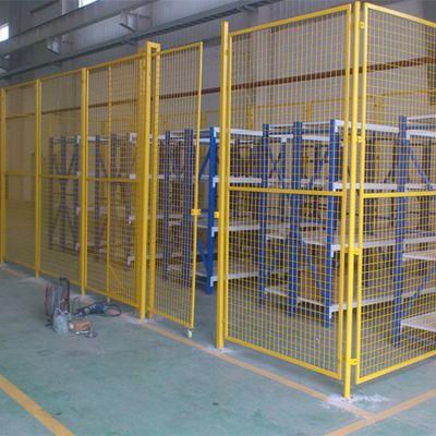 供应车间防护网 仓库隔离网工厂