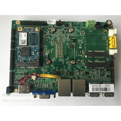 成都施耐基科技intel I3/I5CPU3.5英寸宽温工控主板SNJ-3590