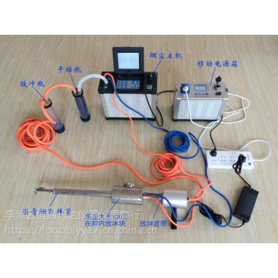 LB-60E型自动烟气分析仪 崂应同款 可代替