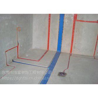 东莞长安工厂水电安装公司