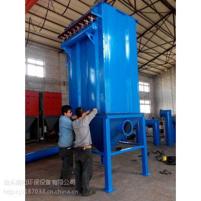 布袋除尘器在水泥厂除尘使用中的问题