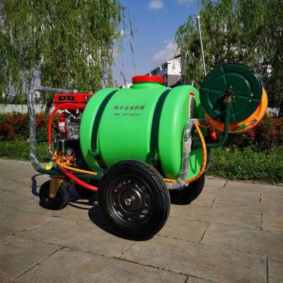 工厂直销带桶高压打药机农业植保打药机志成手推式打药机