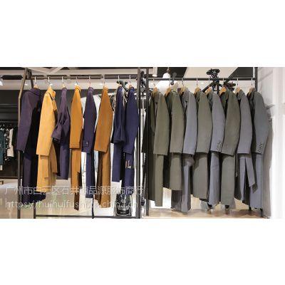 当季新品澳毛大衣品牌折扣女装尾货分份专柜正品一手货源