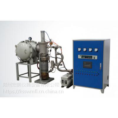 安晟1200℃小型真空热处理炉