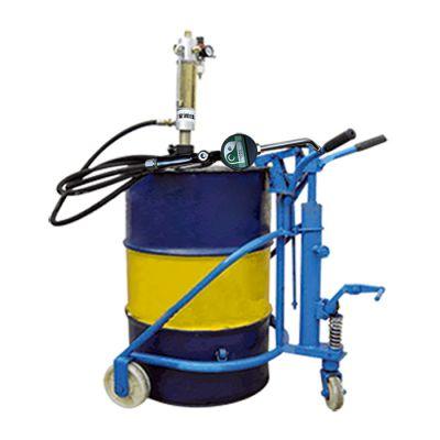 供应宝润佳37200重型移动式气动注油机-机油机-气动稀油加注机