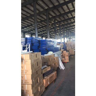 世腾厂家钢制仓储轻重货架 商超货架 存包柜 展柜供应山东济南德州日照