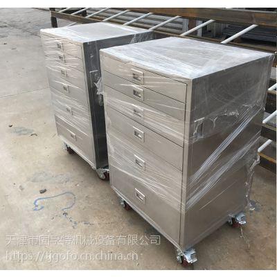 北京201 304不锈钢柜生产定做 可调节层板不锈钢柜制造厂家