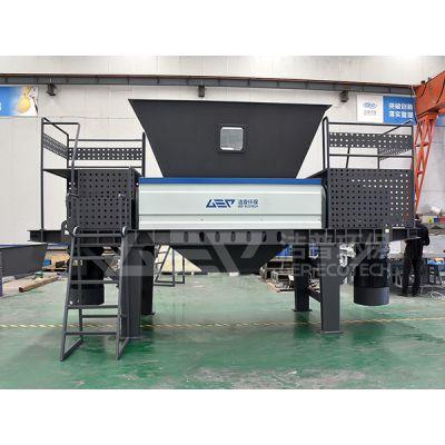 大型造纸厂破碎机_造纸厂垃圾破碎机_造纸厂垃圾破碎分选设备