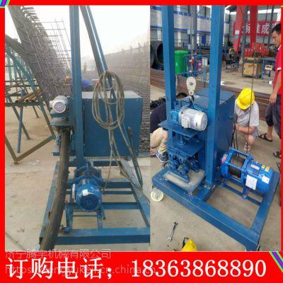 江苏橡胶管穿管机厂家专业生产销售 浙江钢筋穿管机厂家直销