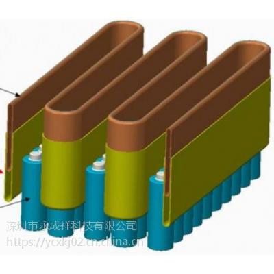 深圳出售汽车控制器散热硅胶 新能源汽车散热绝缘硅胶垫片