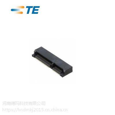 品牌分销商【特价期货】泰科1759513-1 MINI PCIE连接器