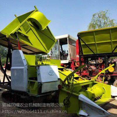 履带式玉米秸秆青储机 优质黑麦草收割机 玉米秸秆回收机 青贮机现货供应